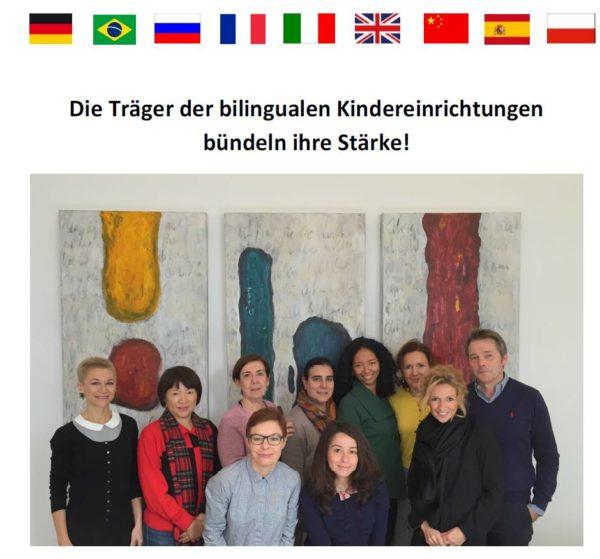 Dachverband zur Forderung von Mehrsprachigkeit in frühkindlicher Bildung und Erziehung e.V.
