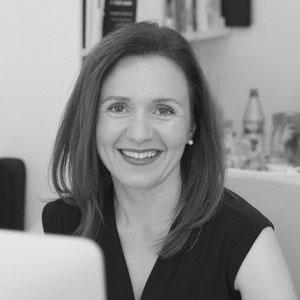 Julia Zabudkin - Stellv. Vorstandsvorsitzende